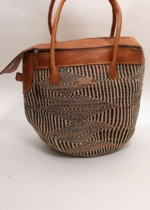 African Travel Bag