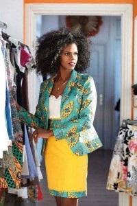 African Clothing via Pinterest