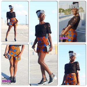African fashion - by Misi Afrique