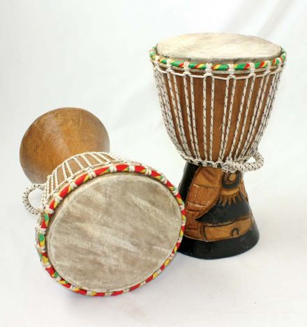 Know About Different Types of Djembe Drums | African Drumming ...